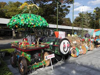 子どもたちがつくる現代鉾(JIA全国大会京都2009)