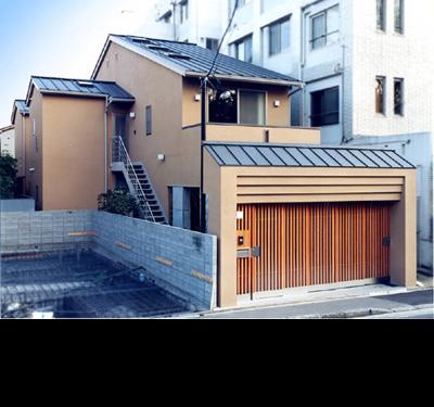 松蔭町の家