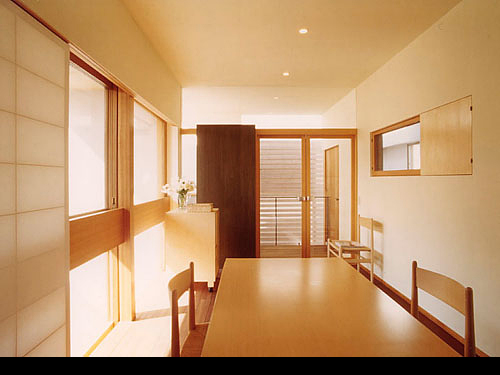 新芦屋の家