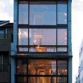 乾御門の見える家(日本建築家協会優秀作品選2005)