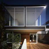 武蔵野段丘の家