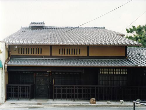 生谷邸改修及び増築工事   (改修により国の登録文化財及び景観重要建造物に指定)
