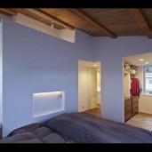 丸田の家 2F寝室